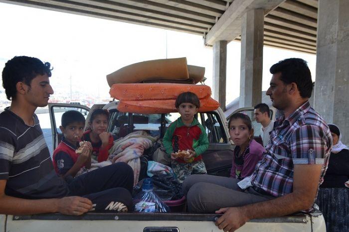 Aid for Irak