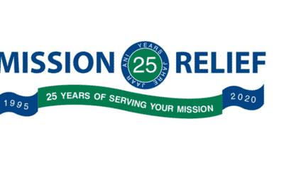 Mission & Relief Logistics BV bestaat 25 jaar.