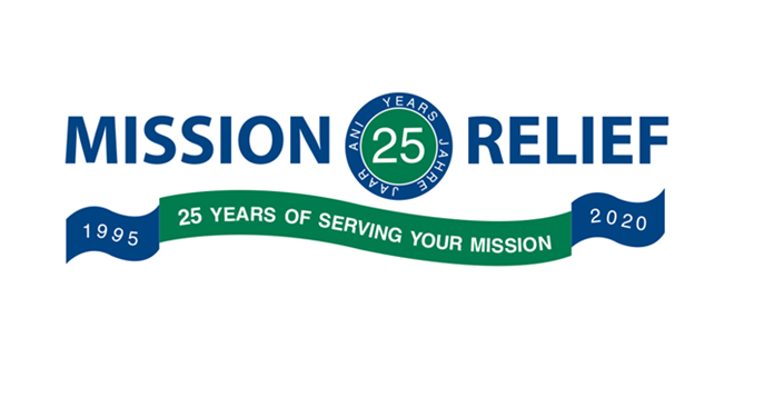 Mission & Relief Logistics BV exists 25 years